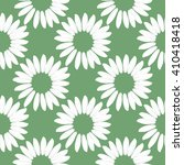 floral seamless pattern with... | Shutterstock .eps vector #410418418