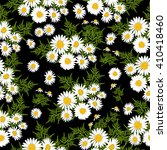 floral seamless pattern with... | Shutterstock .eps vector #410418460