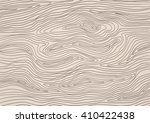 hand drawn wood texture. ink... | Shutterstock .eps vector #410422438