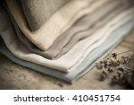 closeup shot of a pile of... | Shutterstock . vector #410451754