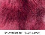 Texture Long Pile Fur  Fox...