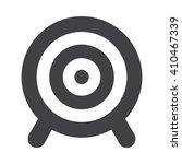 target icon vector illustration ... | Shutterstock .eps vector #410467339