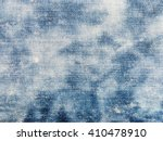Close Up Blue Jeans Background...