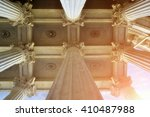architecture background ... | Shutterstock . vector #410487988