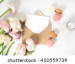 image of fresh spring pink...   Shutterstock . vector #410559739