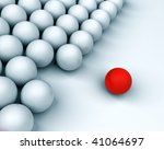 individuality | Shutterstock . vector #41064697