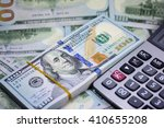success and got profit from... | Shutterstock . vector #410655208