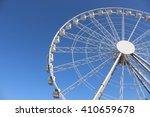 ferris wheel | Shutterstock . vector #410659678