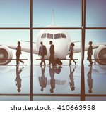 corporate business... | Shutterstock . vector #410663938