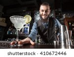 This Is A Photograph Of Barman...