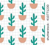 beautiful seamless pattern with ... | Shutterstock .eps vector #410771230