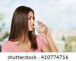 water. | Shutterstock . vector #410774716