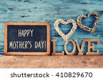 The Text Happy Mothers Day...