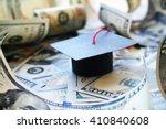 student loan debt stock photo... | Shutterstock . vector #410840608