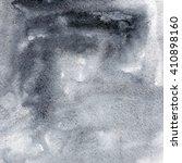 grunge gray watercolor... | Shutterstock . vector #410898160