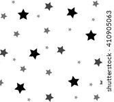 Stars Seamless Pattern. The...
