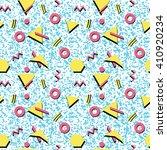 seamless abstract pattern... | Shutterstock .eps vector #410920234