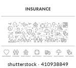 outline design concept web... | Shutterstock .eps vector #410938849