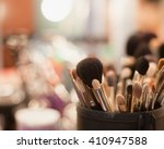 complete set of professional... | Shutterstock . vector #410947588