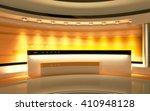 Tv Studio. News Studio. The...