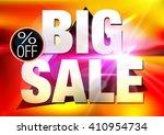 sale.  | Shutterstock .eps vector #410954734
