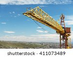 Construction Crane Tower...
