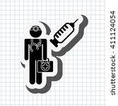 health professional design  | Shutterstock .eps vector #411124054