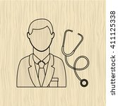 health professional design  | Shutterstock .eps vector #411125338