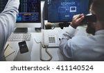 storage database technology... | Shutterstock . vector #411140524