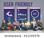 user friendly mobile interface...