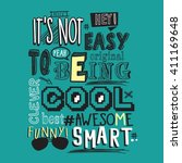 Text Awesome  Funny  Cool...
