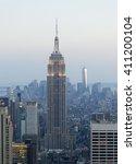 new york city  usa   july 12 ... | Shutterstock . vector #411200104