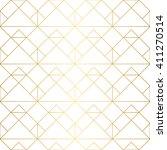 golden texture. seamless... | Shutterstock .eps vector #411270514