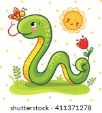 vector illustration of a... | Shutterstock .eps vector #411371278