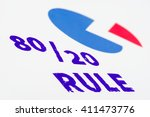80 20 Rule Stamped With...