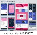 startup bundle material series. ...