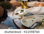 Payment Of Restaurant Bills