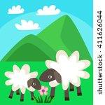 Farm Animals The Family Of...
