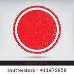grunge label.grunge stamp... | Shutterstock .eps vector #411673858