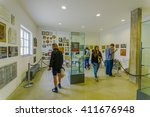 dachau  germany   july 30  2015 ... | Shutterstock . vector #411676948