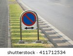 can not stop signal | Shutterstock . vector #411712534