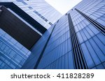 business corporate concept | Shutterstock . vector #411828289