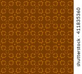 orange abstract background ... | Shutterstock . vector #411835360