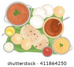 a vector illustration in eps 10 ... | Shutterstock .eps vector #411864250