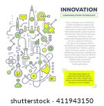 vector creative concept... | Shutterstock .eps vector #411943150