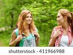 adventure  travel  tourism ... | Shutterstock . vector #411966988
