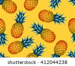 seamless pattern with...   Shutterstock .eps vector #412044238