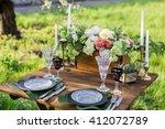 Wedding Decor. Table For The...