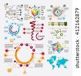 vector of illustration... | Shutterstock .eps vector #412162879
