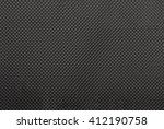 close up of black textured... | Shutterstock . vector #412190758